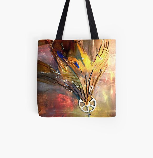 The Suction All Over Print Tote Bag