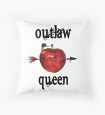 Outlaw Queen Merchandise Throw Pillow