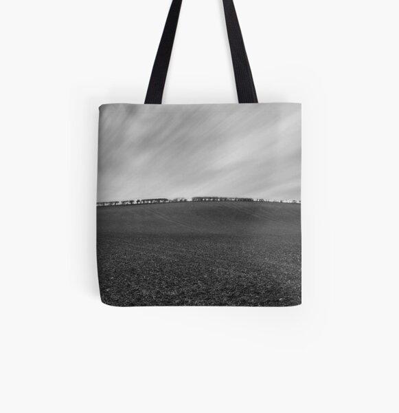 Landscape All Over Print Tote Bag