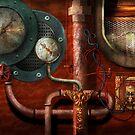 SteamPunk - Controls by Michael Savad
