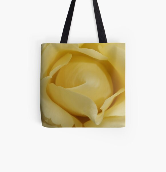 Moss rose - The morning All Over Print Tote Bag