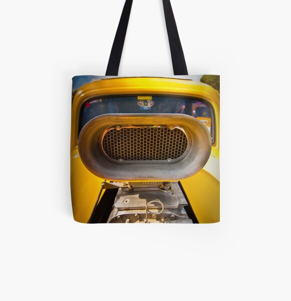 SuperCharged All Over Print Tote Bag