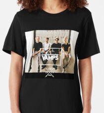 the vamps tour 2019 kompastv Slim Fit T-Shirt