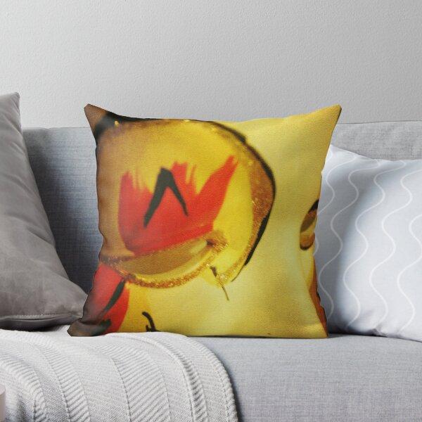 Watching © Throw Pillow
