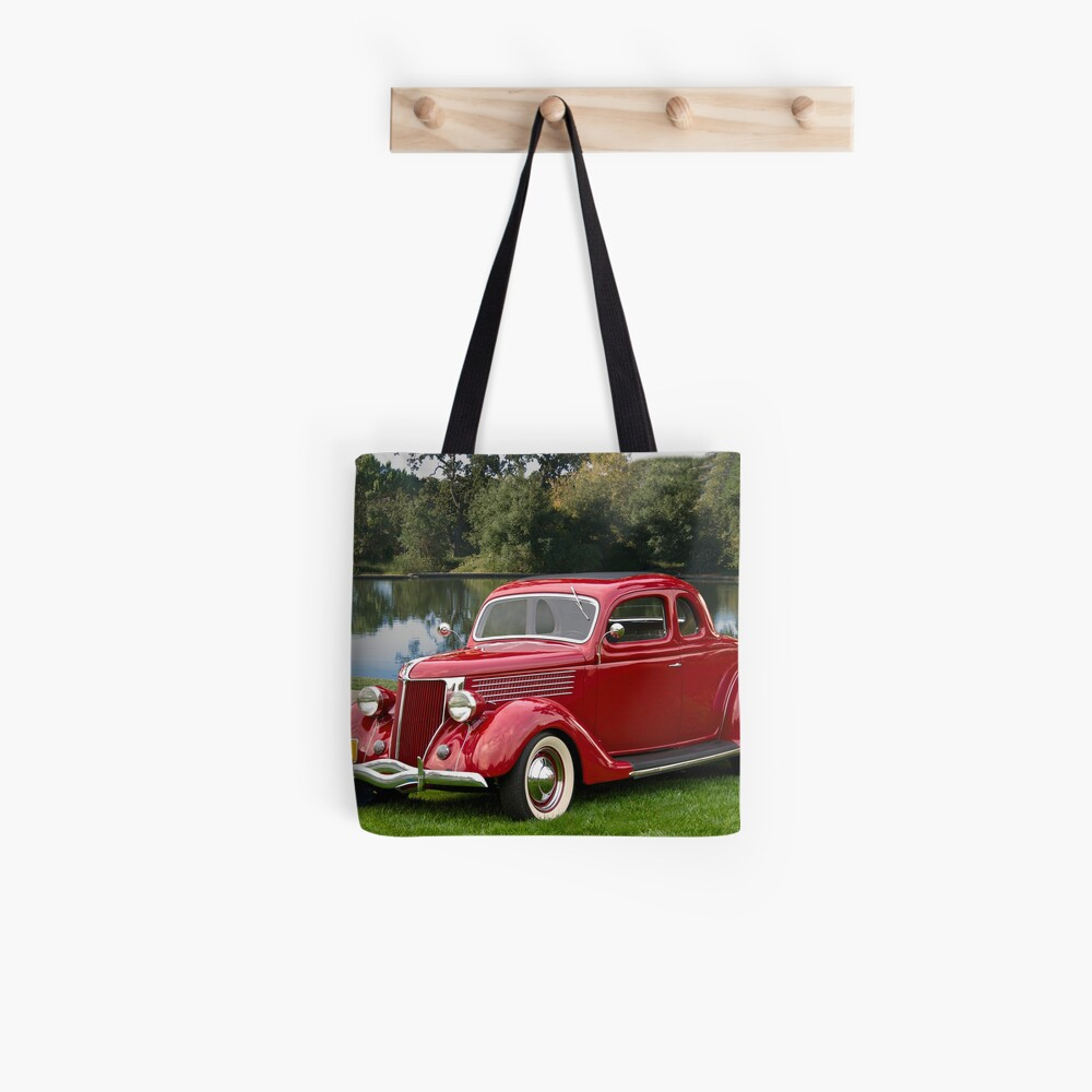 1936 Ford Coupe Tote Bag