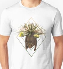 Agave Bat Slim Fit T-Shirt