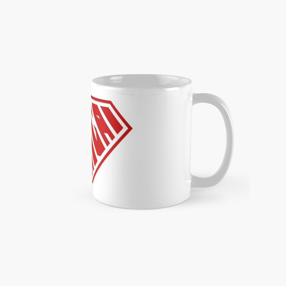 Ikigai SuperEmpowered (Red) Standard Mug