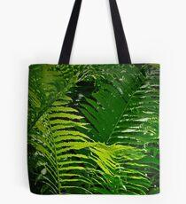 Green 2 Tote Bag