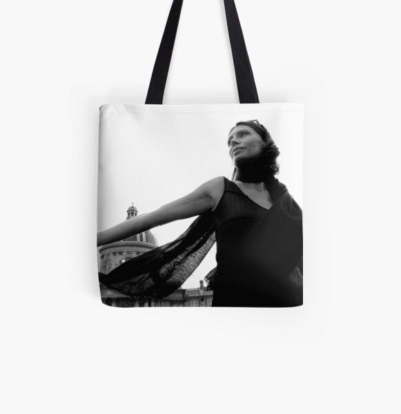 Feminin[c]ity - Paris All Over Print Tote Bag