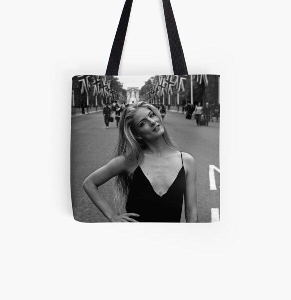 Feminin[c]ity - London All Over Print Tote Bag
