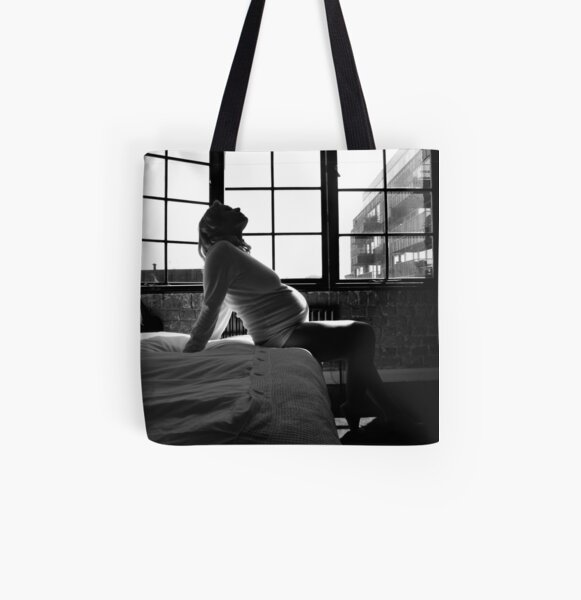 Maternity All Over Print Tote Bag
