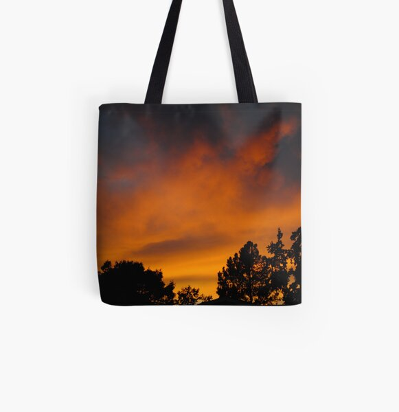Sunset! All Over Print Tote Bag