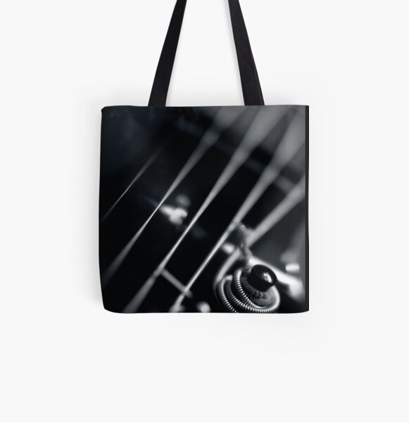 Coil All Over Print Tote Bag