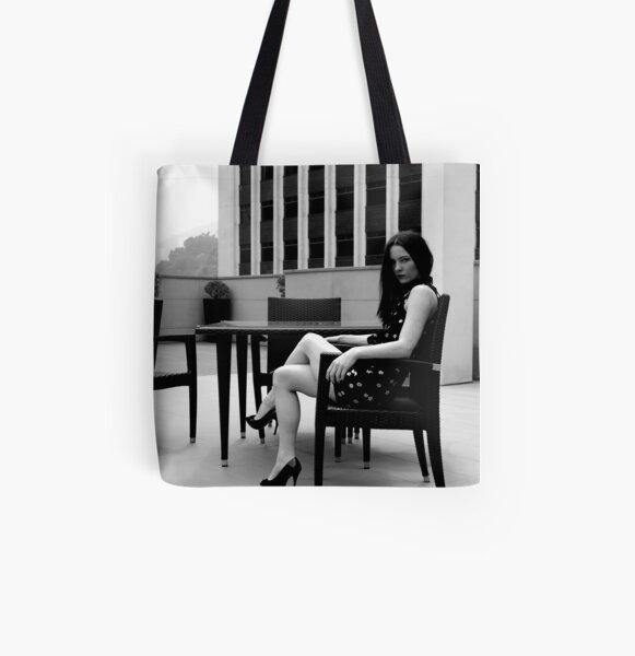Feminin[c]ity - Hong Kong All Over Print Tote Bag