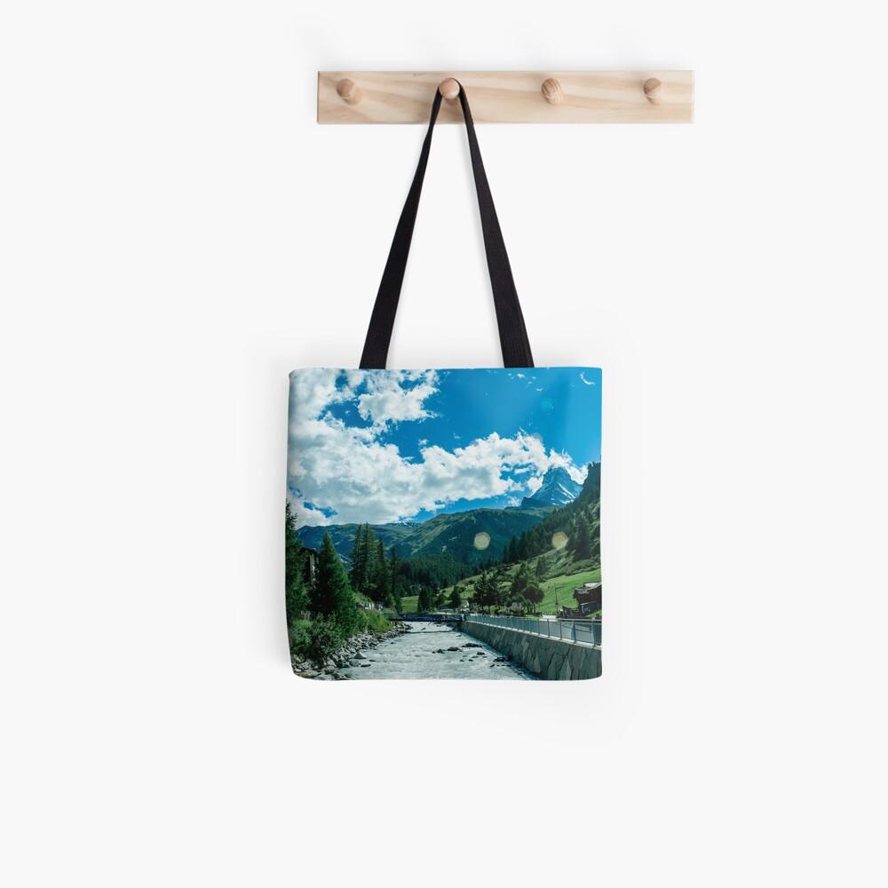 zermatt (006), (matterhorn)  Tote Bag