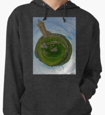 Glencolmcille Church - Sky Out Lightweight Hoodie