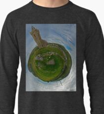 Glencolmcille Church - Sky Out Lightweight Sweatshirt