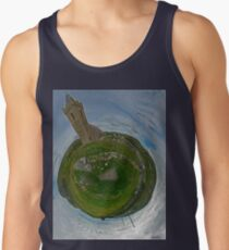 Glencolmcille Church - Sky Out Men's Tank Top