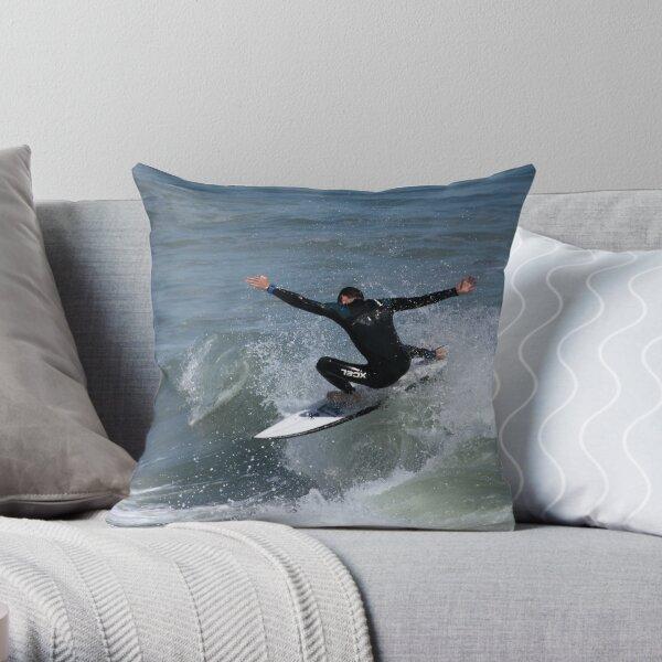 Balance & Control Throw Pillow