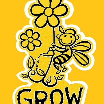 Beesty Grow - for Oxfam by KenRinkel
