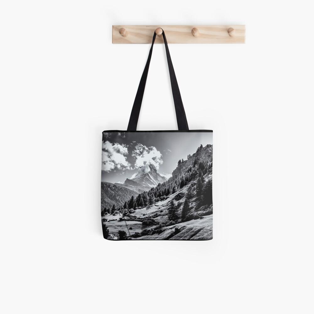 zermatt (003), (matterhorn) Tote Bag