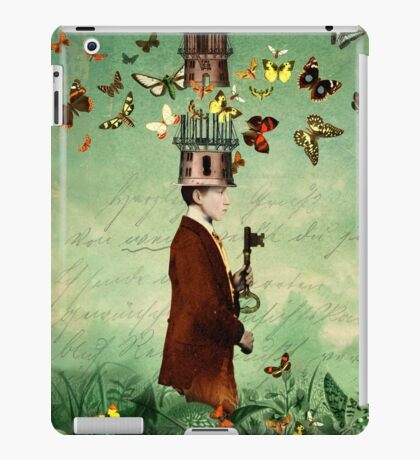 Free your mind! iPad Case/Skin