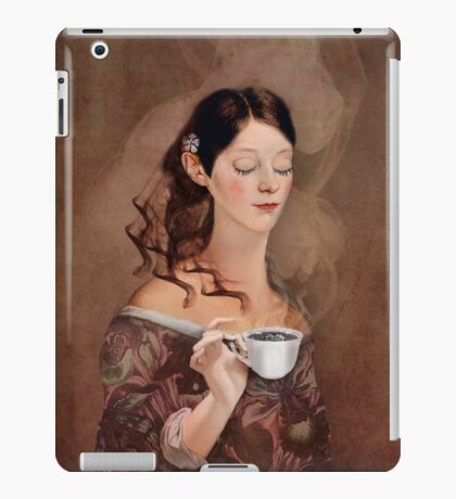 Coffee Break iPad Case/Skin