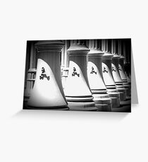 Aces Greeting Card