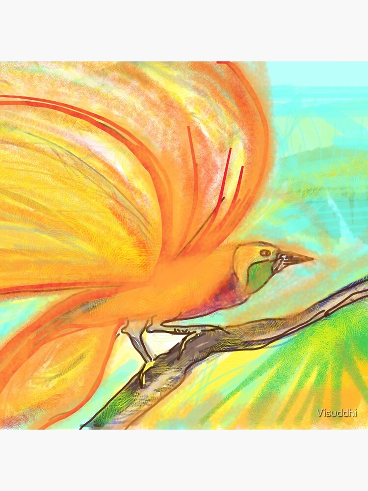 Bird of Paradise von Visuddhi