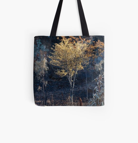 After the Bushfire @ Chillago FNQ All Over Print Tote Bag