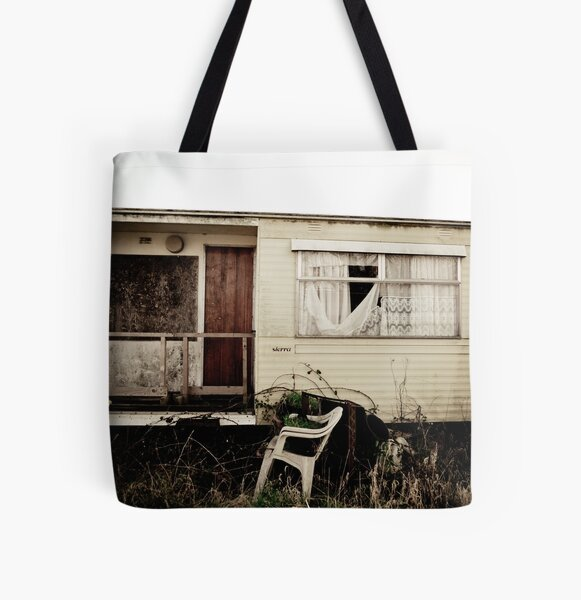 Summer Home  All Over Print Tote Bag