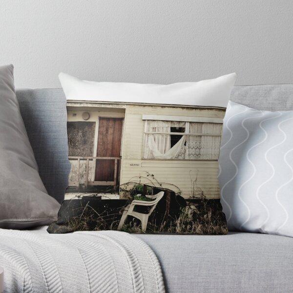 Summer Home  Throw Pillow
