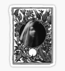 Garden Of  Grief : Paper Bunnies & Light Witch  Sticker