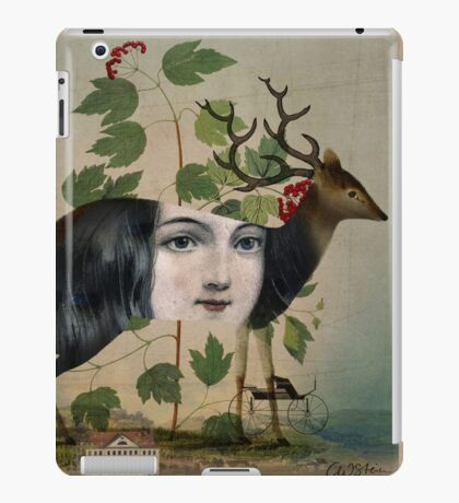 The Untold Story iPad Case/Skin