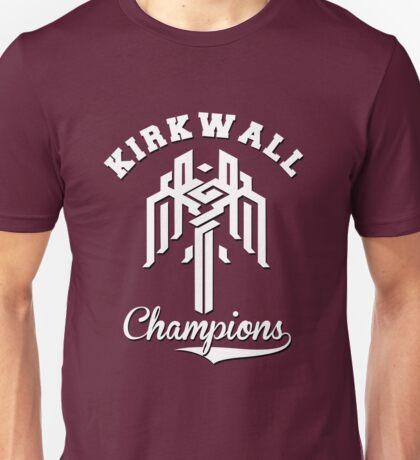 Kirkwall Champions - Dragon Age Unisex T-Shirt