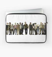 The Walking Dead Cast Laptop Sleeve