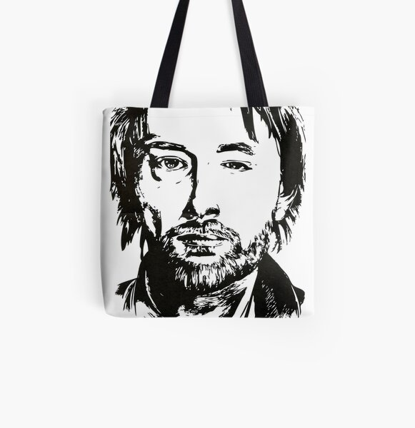 Radiohead Thom Yorke Singer Abstract Printed Box Canvas Picture Multiple Sizes