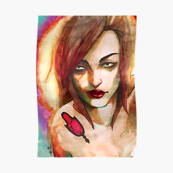 Malkavian - Vampire the Masquerade  Poster