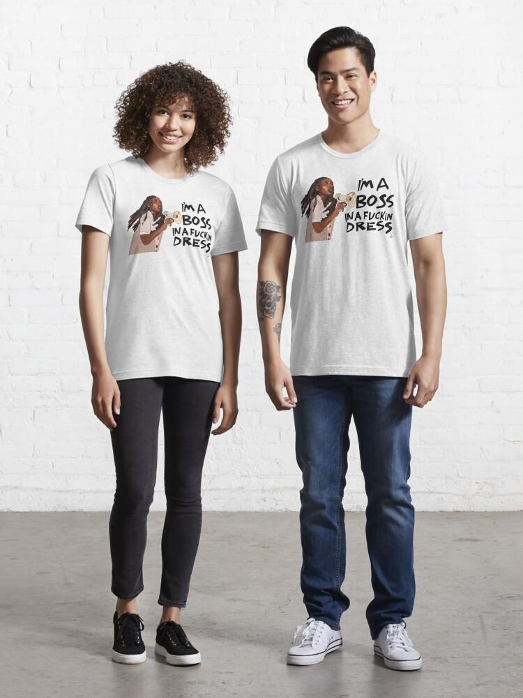 Legends of Grime Little Simz Designer T-shirt