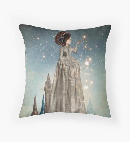 Abrakadabra Throw Pillow