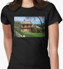 Country Homestead Women's Fitted T-Shirt