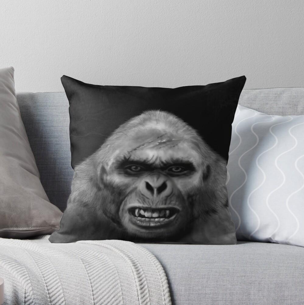 Mt. Carmel, Illinois Throw Pillow