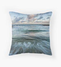 Dusk at Cresswick Cove Throw Pillow