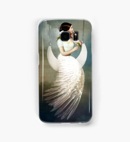 To the Moon and back Samsung Galaxy Case/Skin