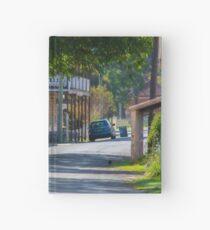 Streets of Sofala Hardcover Journal