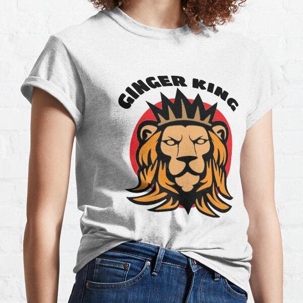 Ginger King - Hunky Ginger - Sexy Ginger - Ginger Husband - Ginger Boyfriend - Best Ginger Classic T-Shirt