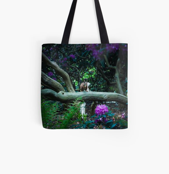 squirrel 005 All Over Print Tote Bag