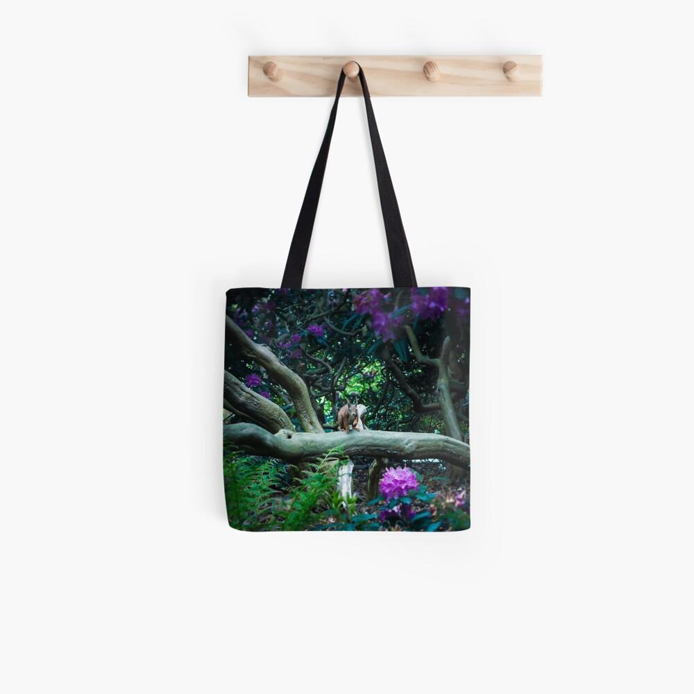 squirrel 004 Tote Bag