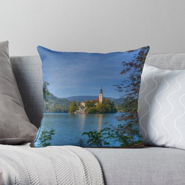 Slovenia Pillows Cushions Redbubble