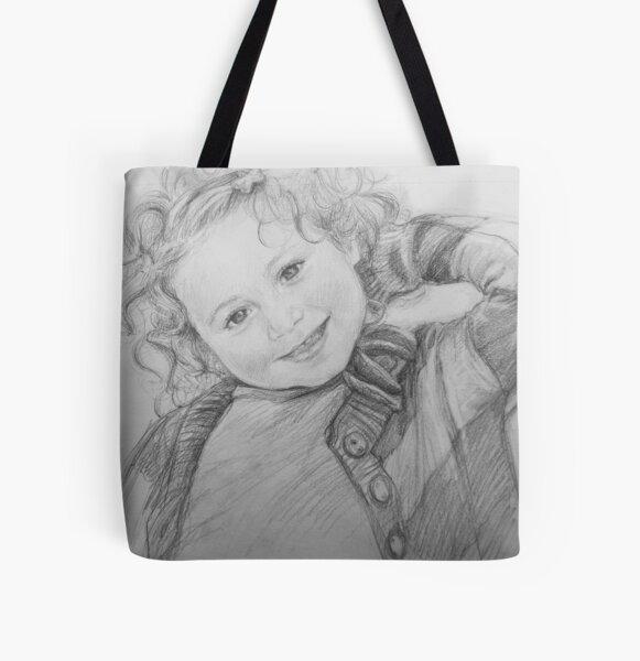 Noya All Over Print Tote Bag